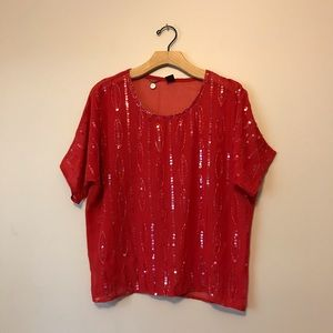 BKE Sequence red top